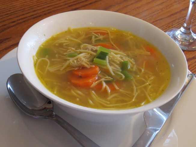 I just like soup.
