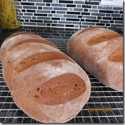 light rye bread 001