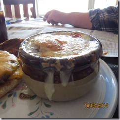 10 Liters of French Onion Soup (6/6)